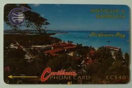 ANTIGUA & BARBUDA - GPT - 3CATC - $40 - ANT-3CC - Dickenson Bay - Used - Antigua And Barbuda
