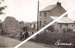 BANNEUX  SPRIMONT, Chapelle ND En Construction, Photo Carte RARE  Voyagé  (263) - Sprimont