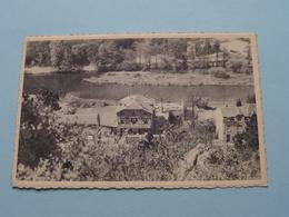 Hôtel Du VIEUX MOULIN Prop. G. Bodson-Leboutte ) REMOUCHAMPS ( J. Steinmetz ) Anno 19?? ( Zie / See Photo ) ! - Aywaille