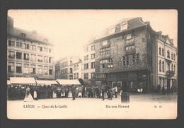 Liège - Quai De La Goffe - Maison Havart - Dos Simple - 1906 - Liège