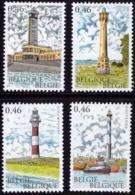 Belgium 3529/32** Phares  MNH - Neufs