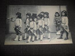 Enfants ( 2066 )  Kinderen  Enfant  Kind  Petits Soldats  Soldat  Soldaat  Soldaten - Jeux Et Jouets