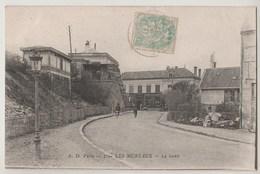 CPA 78 LES MUREAUX La Gare - Les Mureaux