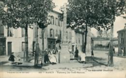 NANCY           FAUBOURG DES TROIS MAISONS - Nancy