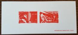 GRAVURE - YT N°3501, 3505 - Grands Interprètes De Jazz - 2002 - Documenten Van De Post