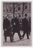"""DT- Reich (002071) Propaganda Sammelbild Deutschland Erwacht"""""""" Bild 122 Hitler Und Papen Auf Dem Wege Zur Garnisionkirch - Briefe U. Dokumente"""