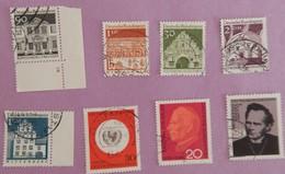 RFA ANNEE 1966 PETIT LOT OBLITERE - [7] République Fédérale