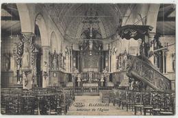 ELLEZELLES - Intérieur De L'Eglise - Ellezelles