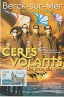 Berck Sur Mer Rencontre Internationale Cerfs-volants 2002 - Gedenkstempel