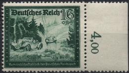 ALLEMAGNE DEUTSCHES III REICH 808 ** MNH Fédération Des Postiers Allemands Facteur Factrice - Germany