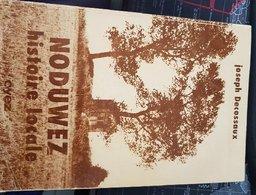 Noduwez Histoire Locale Cyez Joseph Decossaux - Culture