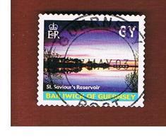 GUERNSEY  -  SG 903  -  2001  LANDSCAPE -   USED - Guernesey