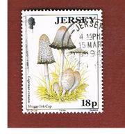 JERSEY  - SG 644  -   1994  MUSHROOM  -   USED - Jersey