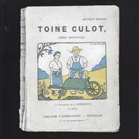 Artis Historia  Fiche 17 X 17cm Litterature Regionale Dialecte Wallon Langue Wallonie - Cultural