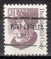 USA Precancel Vorausentwertung Preo, Locals Washington, Port Angeles 713 - Vereinigte Staaten