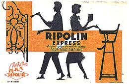 Pei R/ Buvard Peinture Ripolin (N= 3) - Peintures