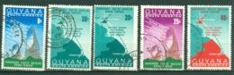 Guyana: 1968   Christmas   Used - Guyana (1966-...)