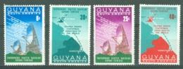 Guyana: 1968   Christmas   MH - Guyana (1966-...)