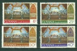 Guyana: 1969   Easter   Used - Guyana (1966-...)