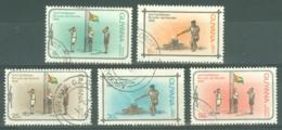 Guyana: 1969   Third Caribbean Scout Jamboree And Diamond Jubilee   Used - Guyana (1966-...)