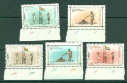 Guyana: 1969   Third Caribbean Scout Jamboree And Diamond Jubilee   MNH - Guyana (1966-...)