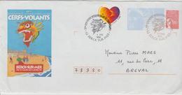 Berck Sur Mer Rencontre Internationale Cerfs-volants 1999 - Ganzsachen