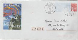 Berck Sur Mer Rencontre Internationale Cerfs-volants 2000 - Prêts-à-poster:  Autres (1995-...)