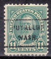 USA Precancel Vorausentwertung Preo, Locals Washington, Puyallup 692-717 - Vereinigte Staaten