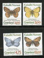 Groenland, Yvert 278/281, Scott 315/318, MNH - Groenland