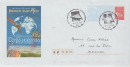 Berck Sur Mer Rencontre Internationale Cerfs-volants 2004 - Prêts-à-poster:  Autres (1995-...)