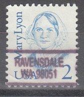 USA Precancel Vorausentwertung Preo, Locals Washington, Ravensdale 905 - Vereinigte Staaten