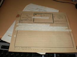 Telegram Tavirat WW2 Ujvidek Novi Sad Okupation 1944 - Télégraphes