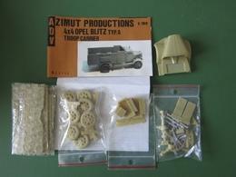 CONVERT AZIMUT POUR OPEL 4X4 BLITZ TYPE A - Model Making