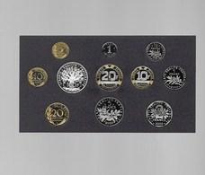Coffret Pieces De France De 2000 - France