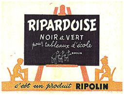 Pei R/ Buvard Peinture Ripolin (Format 16 X 12.5) (N= 4) - Peintures