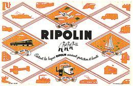 Pei R/ Buvard Peinture Ripolin (Format 21 X 14) (N= 6) - Peintures