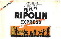 Pei R/ Buvard Peinture Ripolin (Format 21 X 14) (N= 7) - Paints