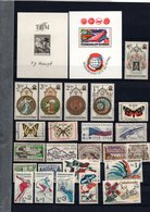 Tchécoslovaquie   / Lot De Timbres - Collections, Lots & Series