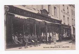 MAYENNE - GRANDS MAGASINS G.LELONG - Mayenne