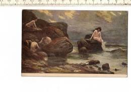 SCHK 353 - R. COSTA - LA PECHE DES SATYRS - Peintures & Tableaux