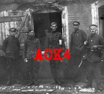 1918 US POW Prisonniers De Guerre Argonne Meuse St. Mihiel - Guerra 1914-18