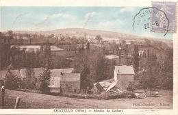 03  Allier :  Chatelus   Moulin De Gribori        Réf 4930 - France
