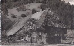 Schwarzwaldhaus   - AK 7760 - Folklore