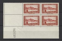 ALGERIE . YT  119  Neuf **  Ghardaïa. Coin Daté 1937 - Algérie (1924-1962)
