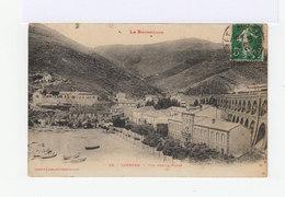 Le Rousillon. Cerbère. Vue Sur La Plage. Avec Pont Chemin De Fer. (3115) - Cerbere