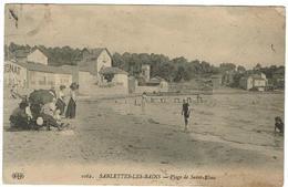 CPA - 83 - SABLETTES LES BAINS - Plage De Saint-Elme - Autres Communes