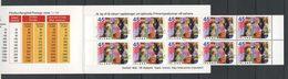 ISLANDE 1998 Carnet N° C839 ** ( 839 ) Neuf MNH Superbe C 20 € Fillette Drapeaux EUROPA Festivals Fête Flags - Markenheftchen