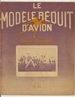 REVUE - LE MODELE REDUIT D'AVION - N°78 - MAI 1945 - 1900 - 1949