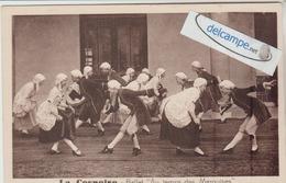 """COSNE : La Cosnoise,Ballet """"Au Temps Des Marquises"""".1927. - Cosne Cours Sur Loire"""