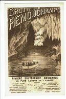 CPA Carte Postale BELGIQUE   Grotte De Remouchamps -S2622 - Aywaille
